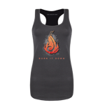 Burn It Down Women's Tank Top