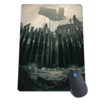 Alyx Key Art Mousepad