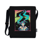 Colors Vertical Messenger Bag