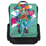 Balloon Party Backpack Flap