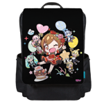Happy Meiko 16th Anniversary Backpack Flap