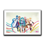 Crypton Family Art Print