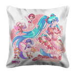 Birthday Cake for Miku! Pillow Case