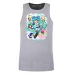 Miku and Friends Men's Tank Top