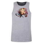 Paper Cut Miku Men's Tank Top