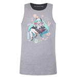 Lucky Snacks Miku Men's Tank Top
