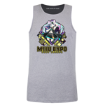 Cyberpunk Hatsune Miku Expo 2020 Europe Men's Tank Top