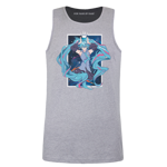 Queen Miku's Crown Men's Tank Top