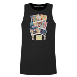 Rin's Quarantine Scrapbook Men's Tank Top