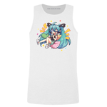 Cozy Time Miku Men's Tank Top
