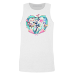 Miku's Birthday Celebration Men's Tank Top