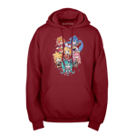 Star Magic Miku and Friends Pullover Hoodie