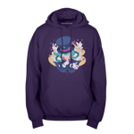 Mille Feuille Pullover Hoodie
