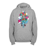 Balloon Party Pullover Hoodie
