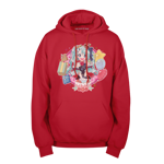 MIKU`s Birthday Party Pullover Hoodie