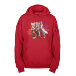 Piapro Family Hug Pullover Hoodie