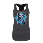 Queen Miku's Crown Women's Tank Top