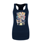 Rin's Quarantine Scrapbook Women's Tank Top