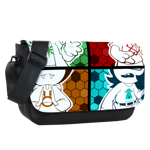 Hiveteens Sublimated Messenger Flap