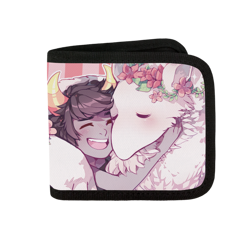 Remember to Hug Your Lusus Canvas Wallet