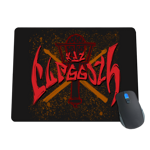 Grubbles Band Mousepad