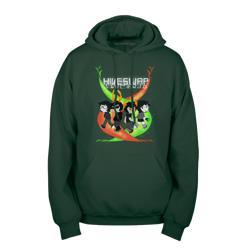 From Different Worlds Pullover Hoodie