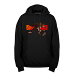 Can't Catch Her If She's On Fire Pullover Hoodie