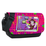 Streaming LIVE Sublimated Messenger Flap