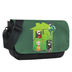 Beta Kids Sublimated Messenger Flap