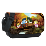 Autumn Forest Messenger Flap