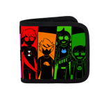 Homestuck Beginnings Canvas Wallet