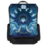The Heir's Zen Backpack Flap