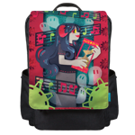 Sands Of Time Backpack Flap