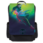 Mage of Doom Backpack Flap