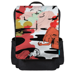 Missteps Backpack Flap