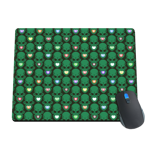 English Pattern Mousepad