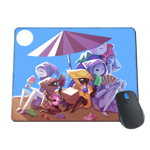 Exiles Beach Party Mousepad