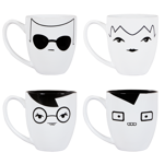 Homestuck Beta Kids Character Mugs