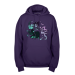 Ribbon Rosemary Pullover Hoodie
