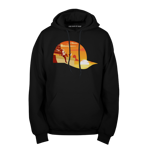 Be the Orange Ninja Pullover Hoodie