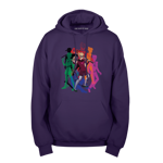 Shards of the Prince of Heart Pullover Hoodie