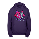 Cats R P Cool Pullover Hoodie
