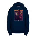 Undone By the Blood Pullover Hoodie