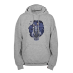 Inside of You, There are Two Horses Pullover Hoodie