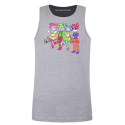 Dancing Tricksters Men's Tank Top