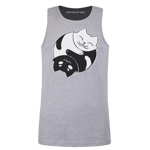Yin Yang Men's Tank Top
