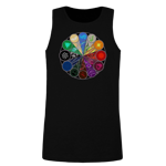 Stained Aspects Men's Tank Top