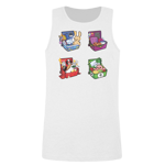 Happy Lunch Time! Men's Tank Top