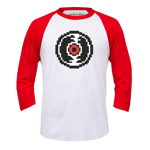 Homestuck Daves Record Baseball Tee