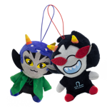Terezi and Nepeta Microplush Bundle